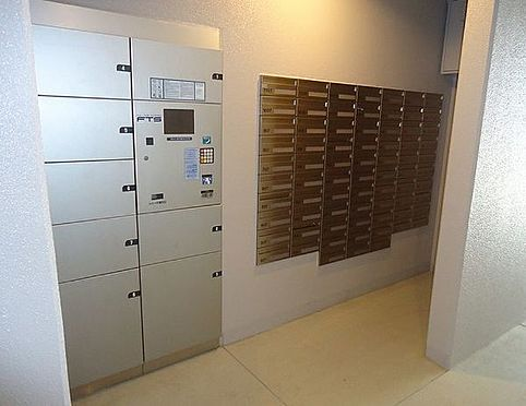 マンション(建物一部)-大阪市東成区中道1丁目 宅配ボックス・メールボックス完備