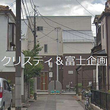 アパート-足立区舎人 外観