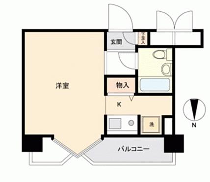 マンション(建物一部)-新潟市中央区笹口2丁目 間取り