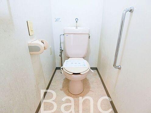 中古マンション-荒川区南千住8丁目 トイレです