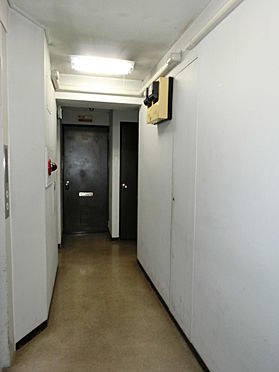 マンション(建物一部)-新宿区岩戸町 共用廊下の画像です。
