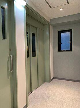 ビル(建物全部)-墨田区本所3丁目 エレベーターホール
