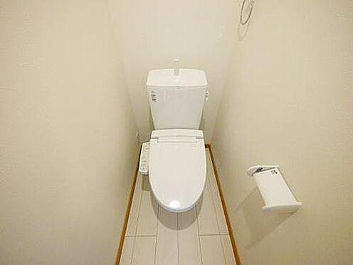 アパート-所沢市向陽町 トイレ