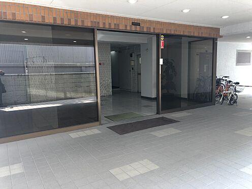 中古マンション-渋谷区千駄ヶ谷1丁目 エントランス