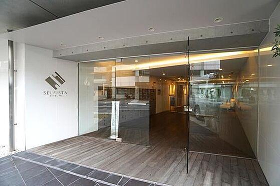 マンション(建物一部)-渋谷区桜丘町 エントランス