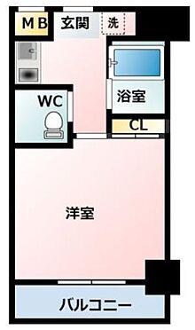 マンション(建物一部)-大阪市西区南堀江3丁目 間取り