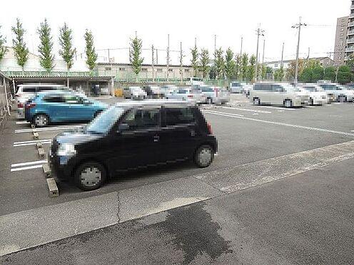 中古マンション-茨木市藤の里1丁目 駐車場