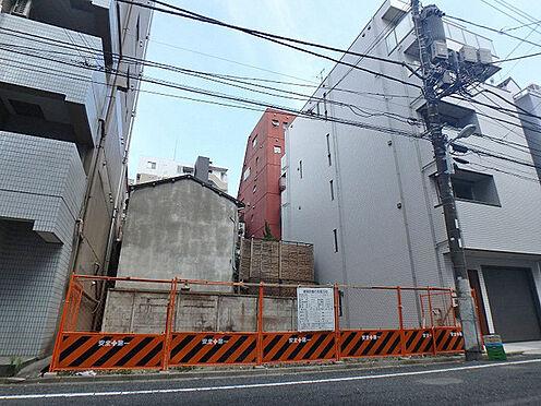 マンション(建物全部)-台東区北上野2丁目 販売現地(H30.6撮影)