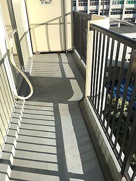 中古マンション-さいたま市桜区西堀5丁目 バルコニー