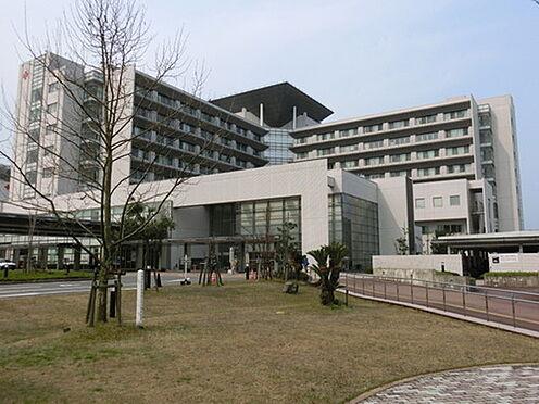 アパート-福井市木田町 【総合病院】福井赤十字病院まで966m