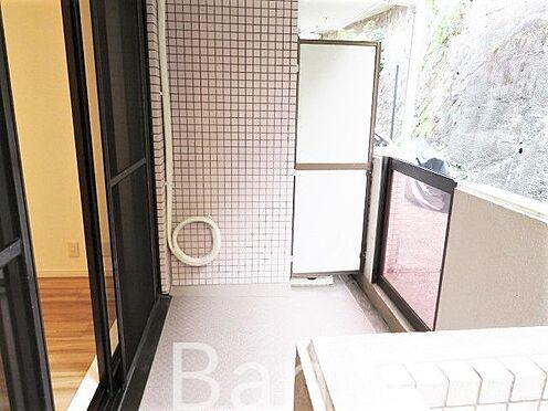 区分マンション-横浜市保土ケ谷区和田2丁目 広さのあるバルコニーです。
