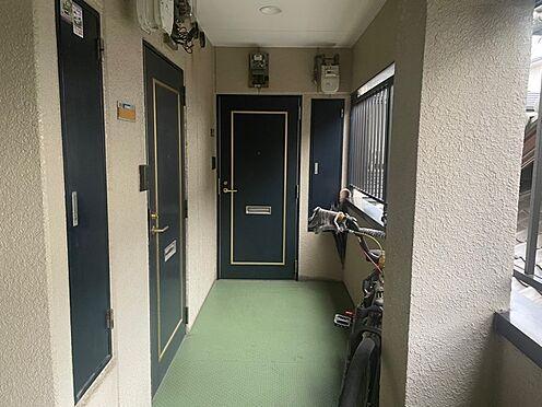 マンション(建物全部)-泉大津市北豊中町2丁目 綺麗に管理が行き届いた共有スペース。