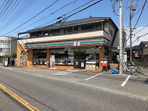 土地-川越市大字中老袋 セブンイレブン大宮指扇店(6263m)