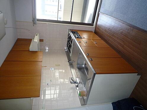 マンション(建物一部)-京都市上京区飛鳥井町 キッチン