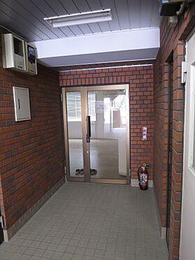 店舗事務所(建物一部)-江戸川区中葛西5丁目 玄関