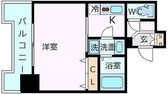 マンション(建物一部)-神戸市中央区元町通5丁目 嬉しい3点セパレート