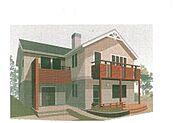 外観推奨プラン:北欧タイプ:建物価格1660万円