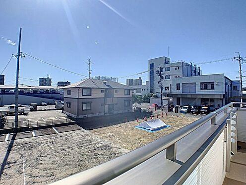 新築一戸建て-名古屋市守山区瀬古1丁目 南向きで日当たりがいいです。
