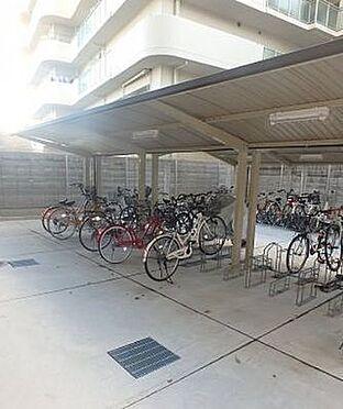 マンション(建物一部)-大阪市西淀川区野里2丁目 屋根付き駐輪場あり