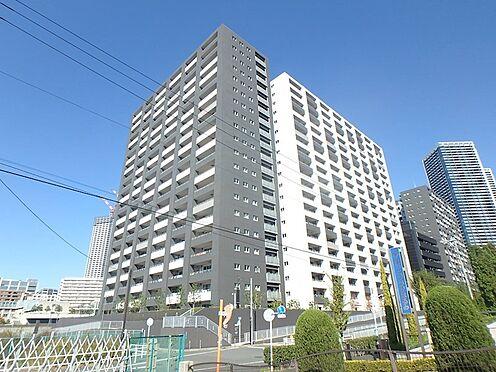 中古マンション-中央区晴海5丁目 現地外観のお写真でございます。