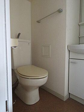 区分マンション-福岡市城南区別府1丁目 トイレ