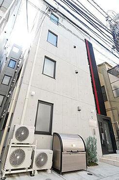 一棟マンション-新宿区新宿5丁目 外観