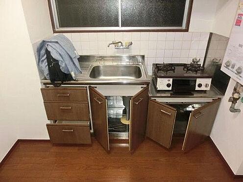 中古マンション-中野区本町3丁目 キッチン