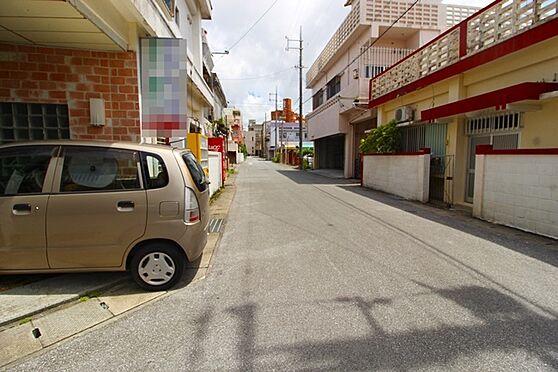 アパート-沖縄市中央3丁目 外観