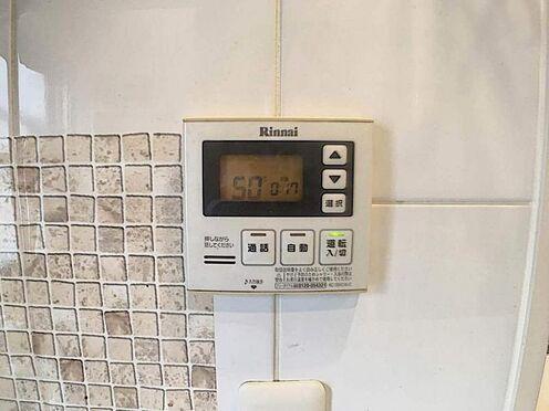 区分マンション-名古屋市中川区助光2丁目 台所にいても、浴室にいるご家族と通話ができます!