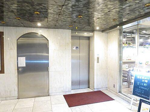 店舗事務所(建物一部)-渋谷区神南1丁目 エレベーター