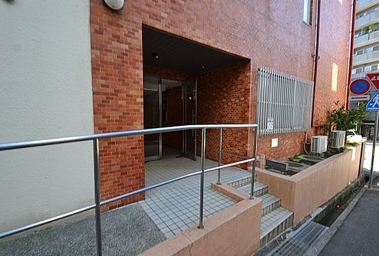 マンション(建物一部)-神戸市中央区下山手通3丁目 スロープ付き