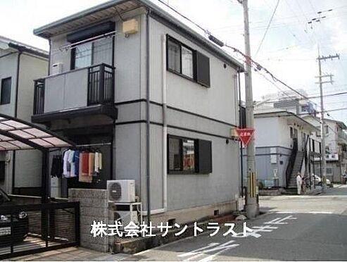 アパート-神戸市兵庫区中道通8丁目 外観