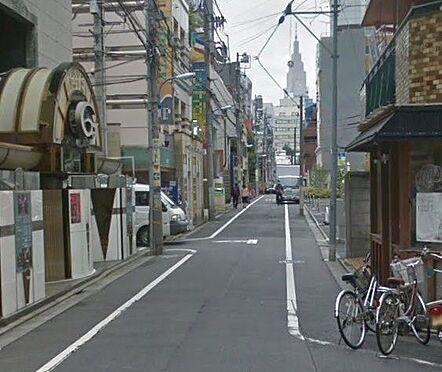 店舗付住宅(建物全部)-新宿区歌舞伎町2丁目 前面道路