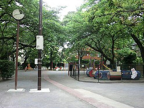 建物全部その他-品川区上大崎3丁目 周辺環境:白金児童遊園