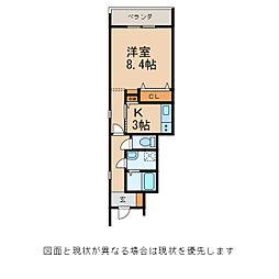 クラウンハイツ新中島II B棟