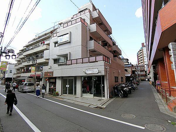 新宿区西新宿4丁目/1R/24.12㎡/8.9万円(管理費等:無) 所在階:2階/階建:5階建(地下1階)