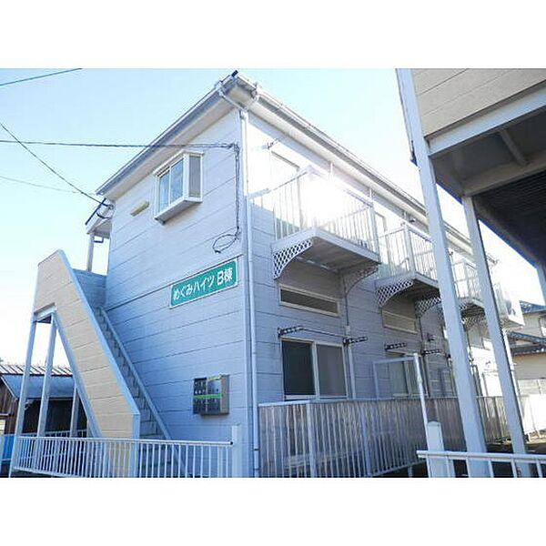 新着賃貸12:茨城県土浦市北荒川沖町の新着賃貸物件