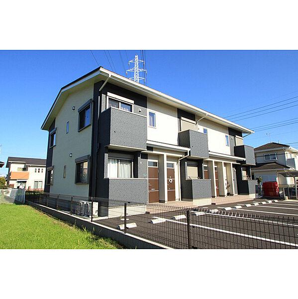 新着賃貸17:茨城県土浦市木田余東台2丁目の新着賃貸物件