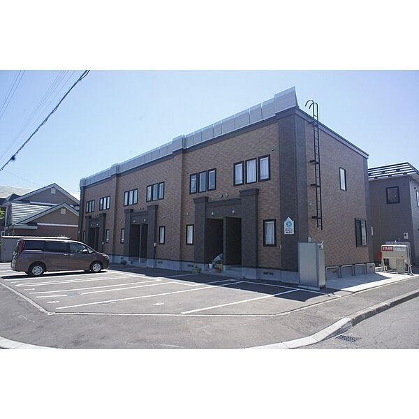 北海道江別市緑ケ丘