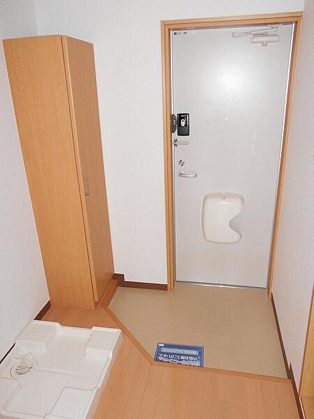 画像7:玄関