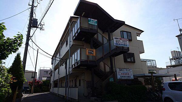 新着賃貸3:埼玉県草加市栄町3丁目の新着賃貸物件