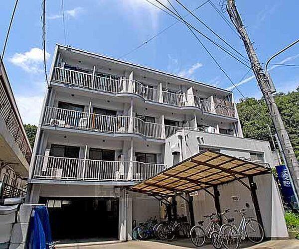 新着賃貸14:京都府京都市北区衣笠氷室町の新着賃貸物件