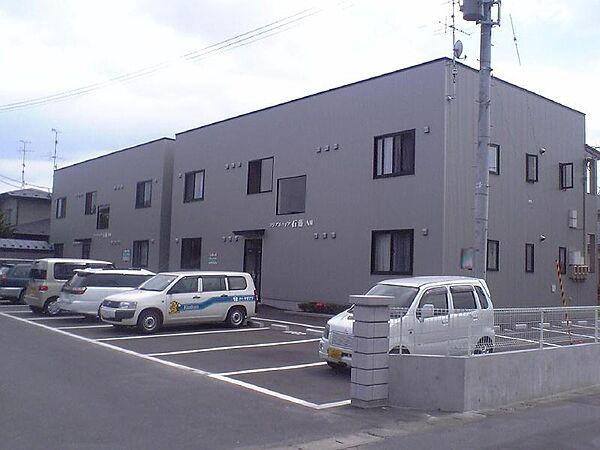 新着賃貸5:青森県八戸市石堂3丁目の新着賃貸物件