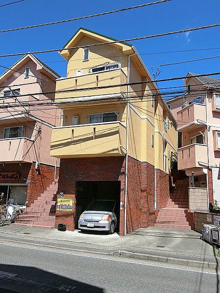 新着賃貸12:神奈川県川崎市多摩区西生田2丁目の新着賃貸物件