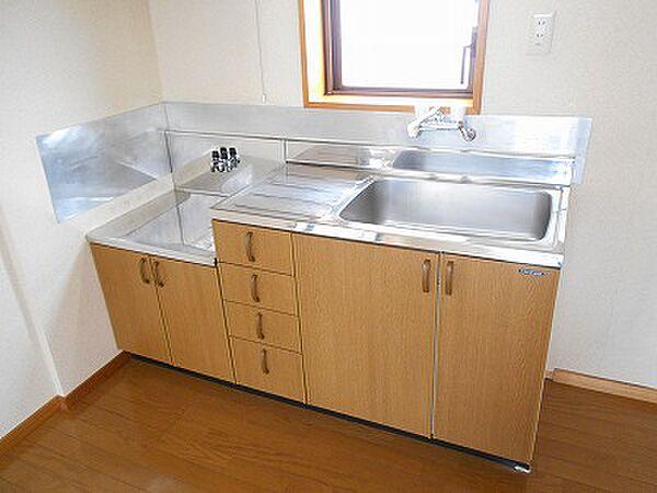 画像12:キッチン