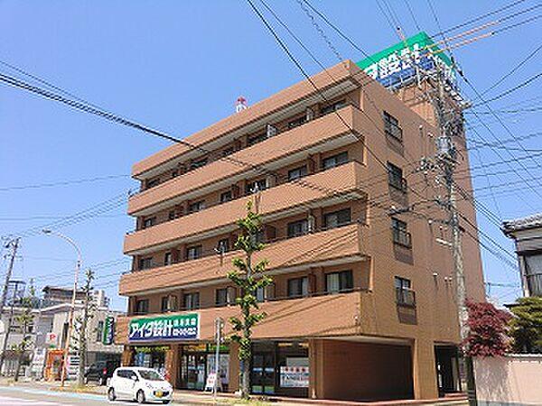 新潟県新潟市中央区春日町