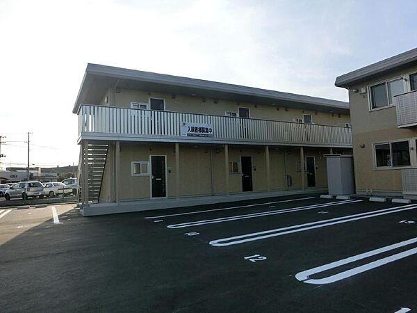 新着賃貸8:青森県八戸市沼館1丁目の新着賃貸物件