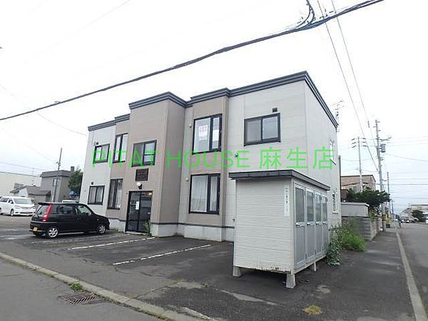 北海道札幌市北区新琴似八条8丁目