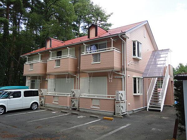 山梨県富士吉田市松山