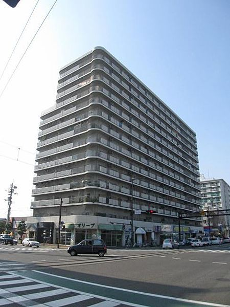 新着賃貸21:愛媛県松山市本町6丁目の新着賃貸物件
